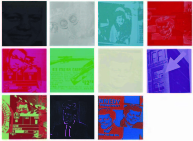 , 'Flash, Complete Portfolio by Andy Warhol,' 1968, Revolver Gallery