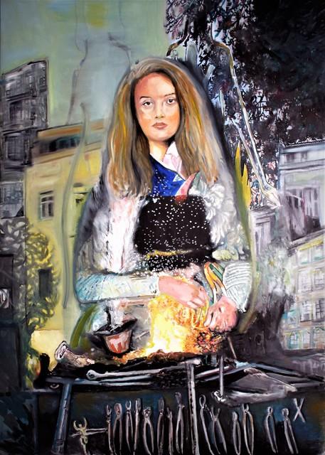 JOSE SALES ALBELLA, 'L'AME DU FEU', 2019, Poulpik Gallery