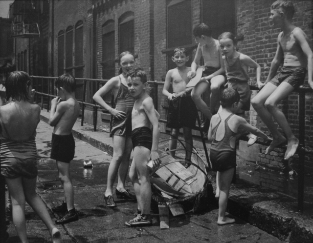 , 'Street Bathing,' 1938, PDNB Gallery