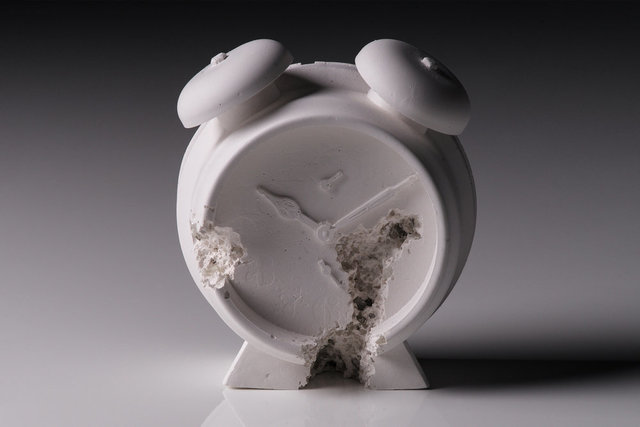 Daniel Arsham, 'Future Relic 03 (Alarm Clock)', 2015, Lougher Contemporary