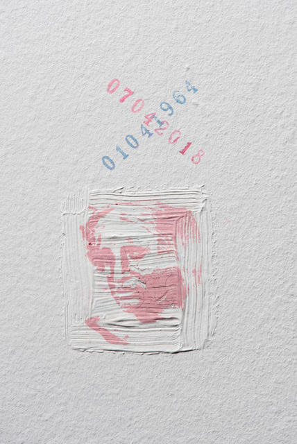 , 'Empastelamento,' 2018, Baró Galeria