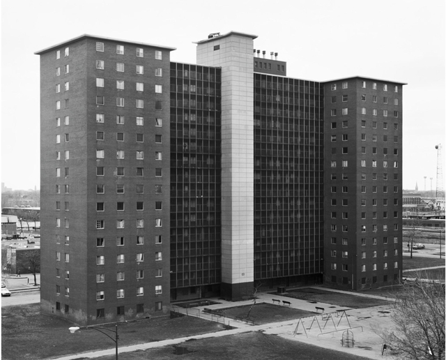 , 'Soth Lake Street Apartments 1, Chicago,' 1990, Mai 36 Galerie