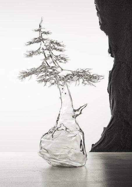 , 'Glass Bonsai,' 2017, Galleria d'Arte Maggiore G.A.M.