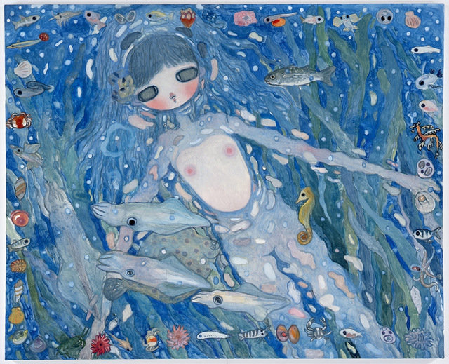, 'Regeneration of Ocean Flowers,' 2015, Perrotin