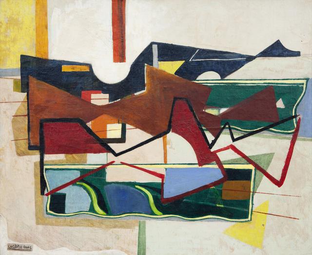 , 'Untitled,' ca. 1940, Galeria Frente