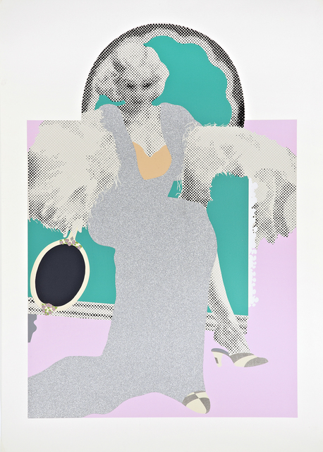 , 'Jean Harlow,' 2011, Olivia Connelly
