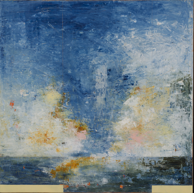 , 'Chasing Rain - Merrywing Bay,' 2017, Walter Wickiser Gallery