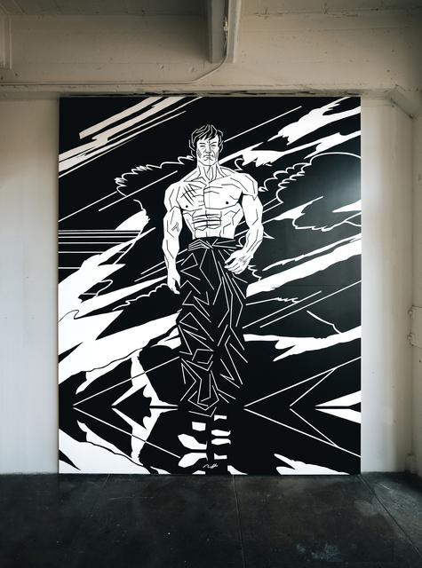 , 'Chino,' 2019, Avenue des Arts