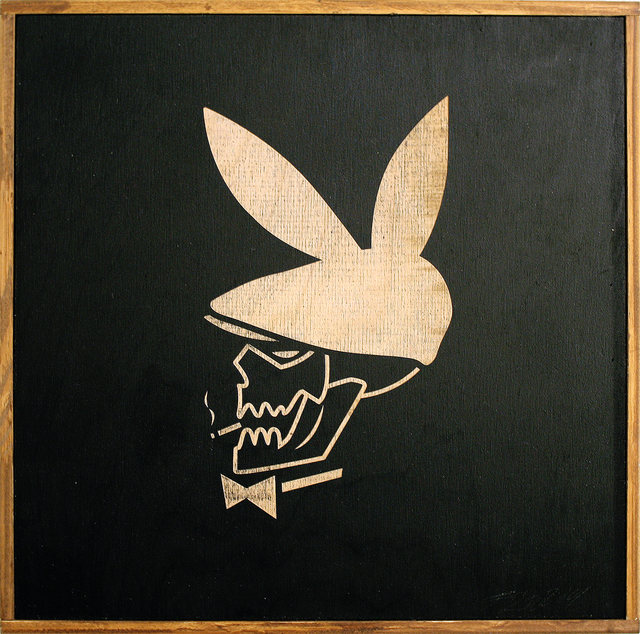 , 'Crispin - The Playboy,' 2014, Subliminal Projects