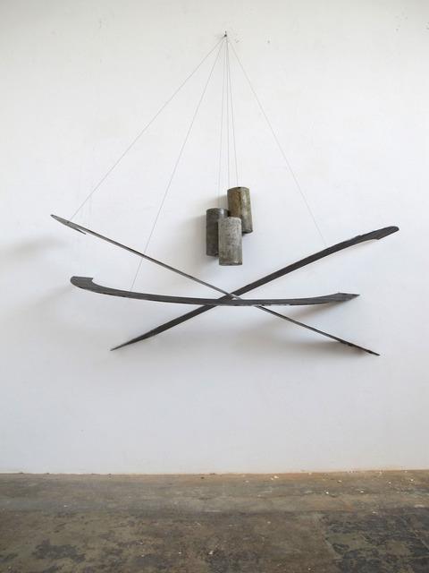 , 'Passarelas corten 2,' , Zipper Galeria