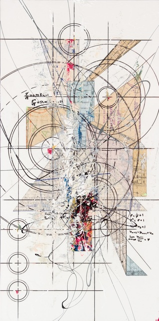 Étienne Gélinas, 'Composition 434', 2016, Thompson Landry Gallery