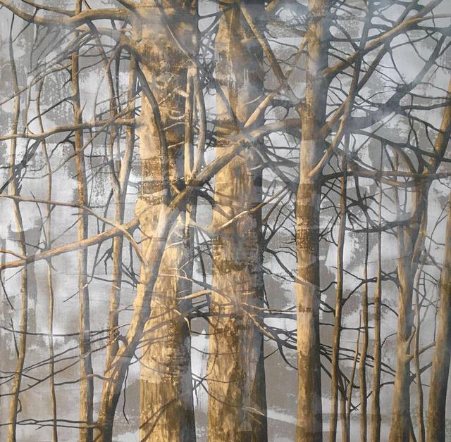 , 'Brume-d'argent,' 2016, Galerie Janine Rubeiz