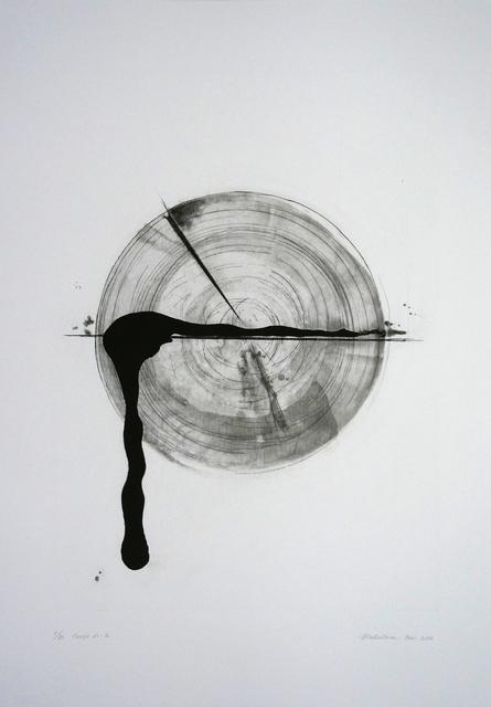 , 'Cercle 16 - 2,' 2016, Aki Gallery