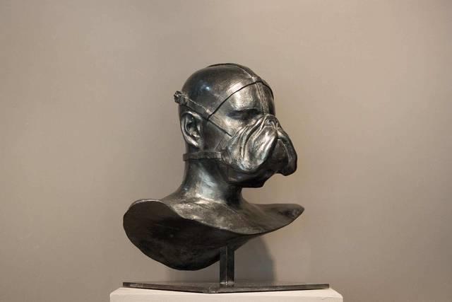 Jean-Michel Pradel-Fraysse, 'Self-Portrait 1', 2004, Galerie Bayart