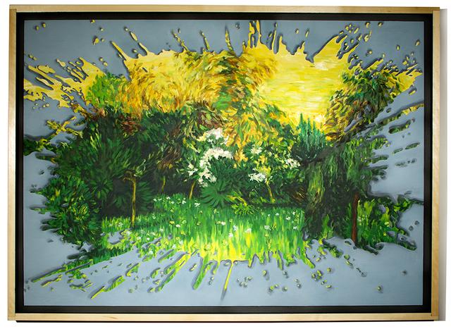 , 'The Poet's Garden,' 2015, Linda Warren Projects