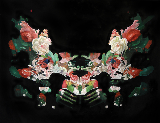 , 'Rorschach Flower Test 2,' , MAIA Contemporary