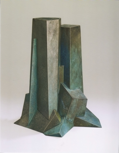 , 'Upthrust,' 1993, Atrium Gallery