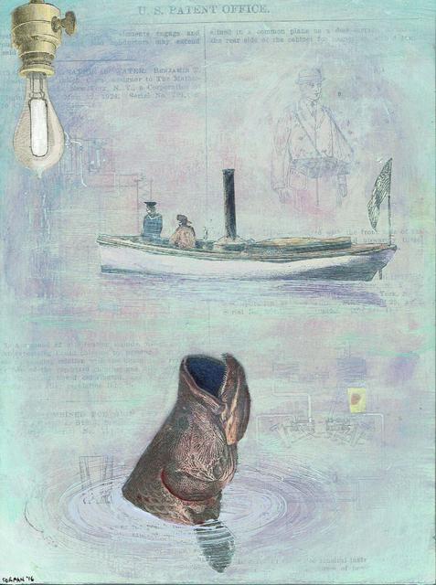 , 'Big Fish,' 2016, Koplin Del Rio