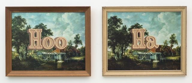 , 'Hoo Ha,' 2014, Joshua Liner Gallery