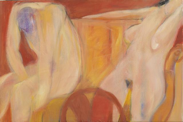, 'The Quarrel,' 2014, Messum's