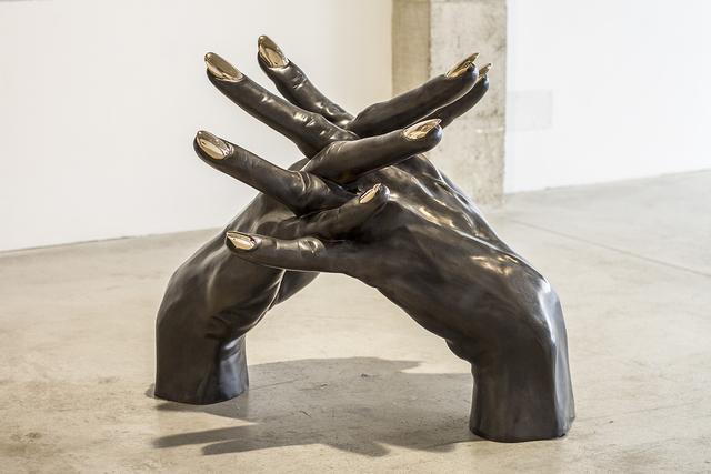 , 'Scissor Sister,' 2014, LUNDGREN GALLERY