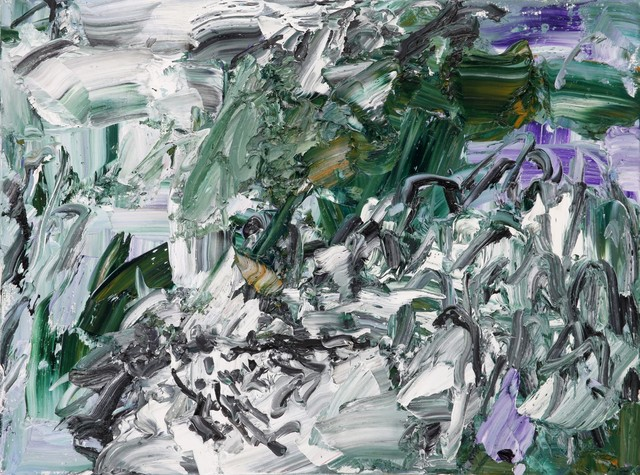 , 'Green Mountain and Returning Beast,' 2015, Nanda\Hobbs