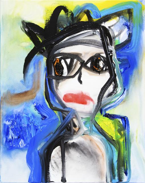 , 'Self-Portrait Zero,' ca. 2017, Samuel Lynne Galleries