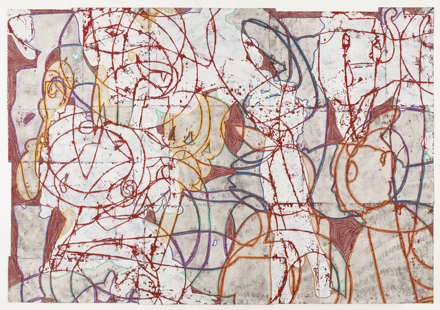 , 'Pangaea: Terra Pericolosa,' 2015, McClain Gallery