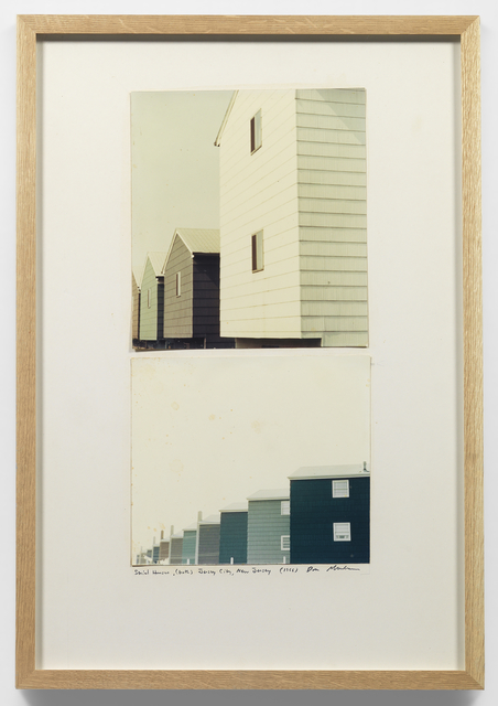 , 'Serial Houses, (both) Jersey City, New Jersey (1966),' 1966, Pippy Houldsworth Gallery