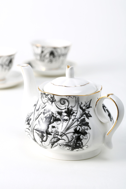 , 'HuXi Gothic Themed Tea Set,' , GALLERY SU: