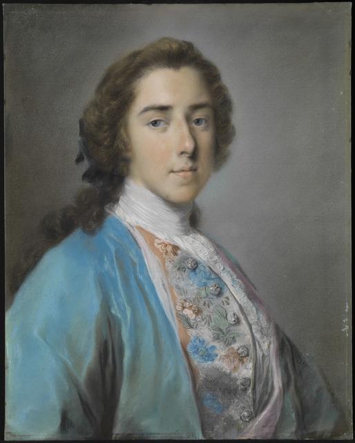 , 'Portrait of Henry Fiennes Pelham-Clinton, 9th Earl of Lincoln and 2nd Duke of Newcastle,' 1741, Brun Fine Art