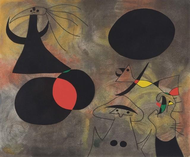 Joan Miró, 'Constellations (M. 261; Cramer Books 58)', 1959, Doyle