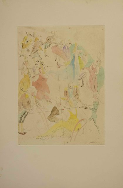 Jules Pascin, 'Untitled ', ca. 1966, The Munn Collection