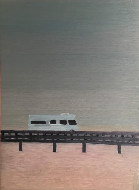 , 'Landing,' 2012, Flowers