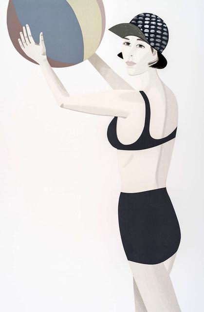Alex Katz, 'Chance 2 (Vivien)', 2016, Hamilton-Selway Fine Art