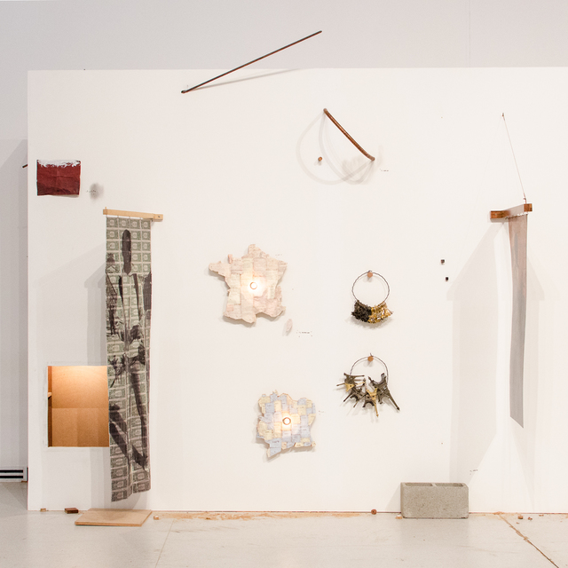 , 'Transição de Fase: Moussa,' 2014, Baró Galeria