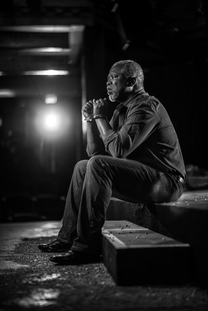 , 'John Kani: A Shackled Performance,' 2013, Museum of African Design (MOAD)