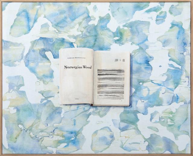 , 'Norwegian Wood,' 2018, Barnard
