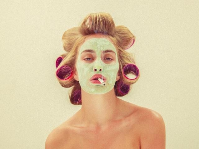 Tyler Shields, 'Claymask', 2014, Photography, Chromogenic Print on Kodak Endura Luster Paper, Isabella Garrucho Fine Art