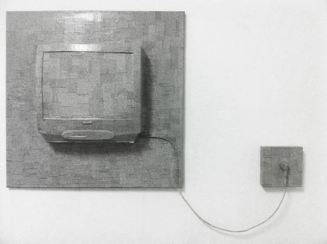 , 'Today's entertainment,' 2014, Galerie Liusa Wang