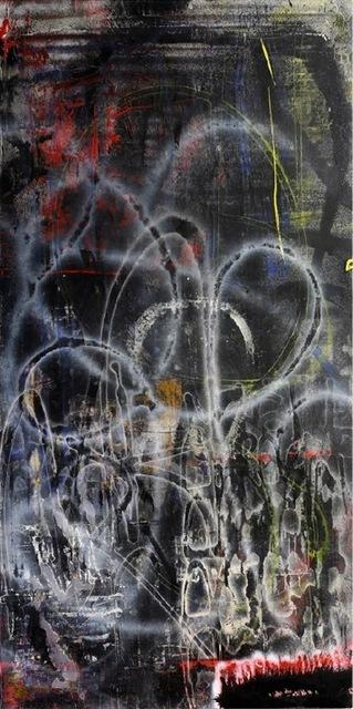 ZES, 'Coefficients', 2018, Galerie Droste