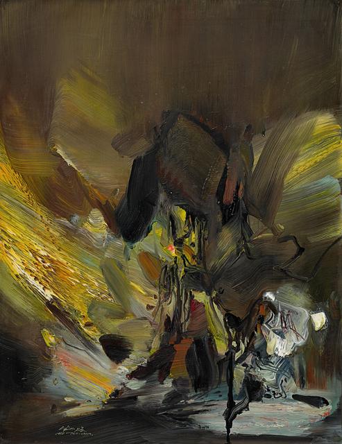 Chu Teh-Chun, 'Le 15 mars 1979', 1979, Waddington Custot