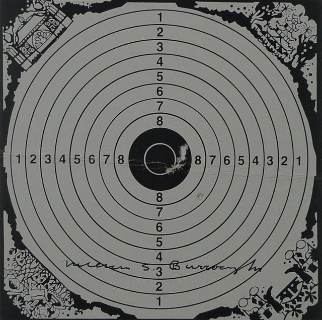 William S. Burroughs, 'Untitled', 1984, Bengtsson Fine Art