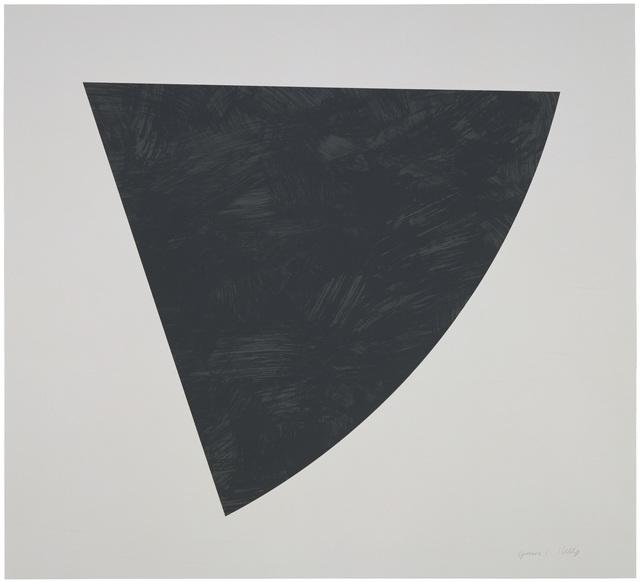 , 'Untitled (Gray),' 1988, Gemini G.E.L. at Joni Moisant Weyl