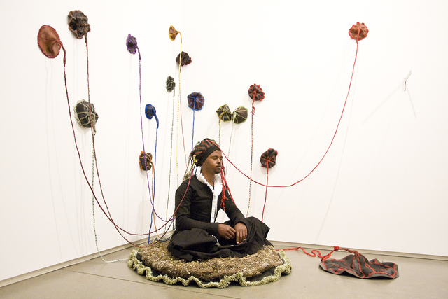 Nicholas Hlobo, 'Thoba, utsale umnxeba', 2008, Stevenson