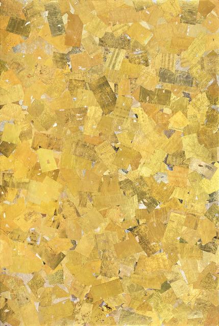 Robert Larson, 'Gold', 2017, River