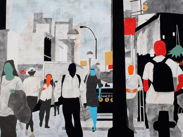 , 'Air 8:45,' 2017, Kate Oh Gallery