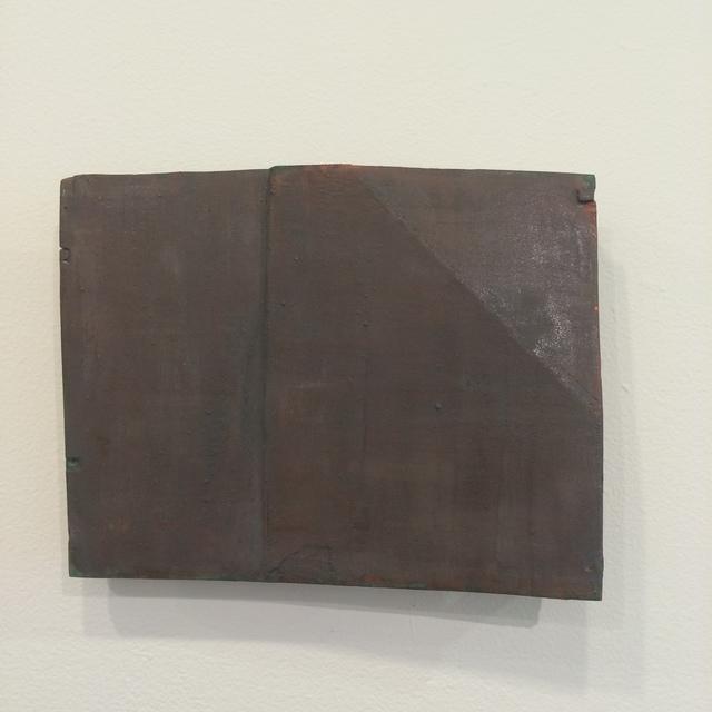 , 'Slanted,' 2015, Lesley Heller Gallery