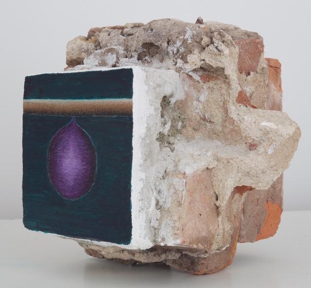 , 'Brick I,' 2016, Taymour Grahne