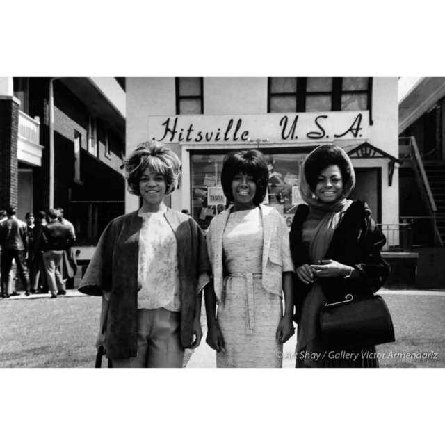 , 'The Supremes at Hittsville, USA, 1965,' 2017, Gallery Victor Armendariz